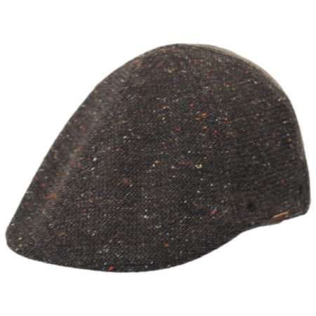 Kangol Marl Tweed Knit Flexfit 504 Ivy Cap