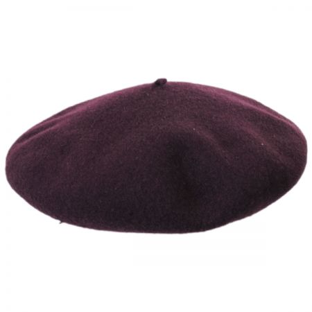 Anglobasque Wool Beret
