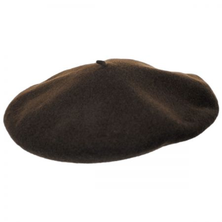Vrai Wool Basque Beret