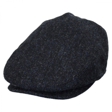 B2B Baskerville Hat Company Rochester Italian Wool Ivy Cap