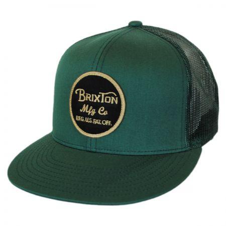 Wheeler Trucker Snapback Baseball Cap