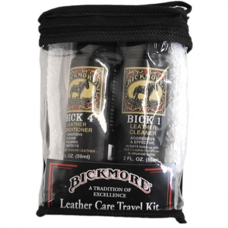 Leather Hat Care Travel Kit alternate view 1