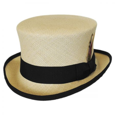 Panama Straw Top Hat alternate view 9