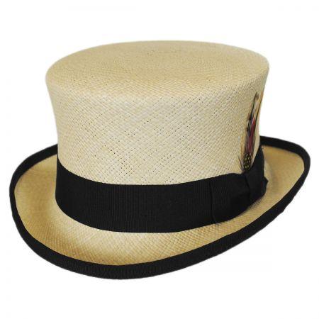 Panama Straw Top Hat alternate view 29