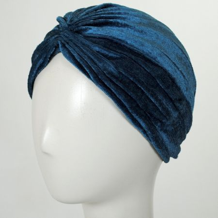 Velvet Poly Turban alternate view 13