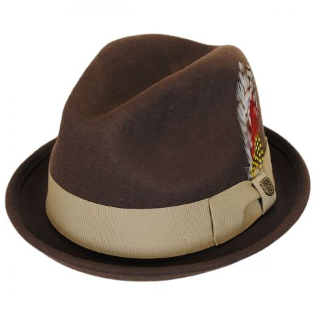 Gain Wool Felt Fedora Hat alternate view 1