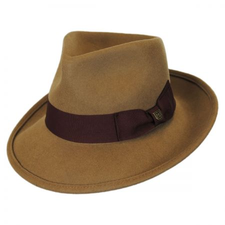 Swindle Wool Felt Fedora Hat