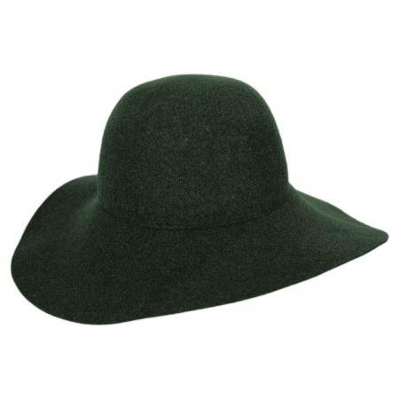 Betmar Wool Felt Floppy Hat