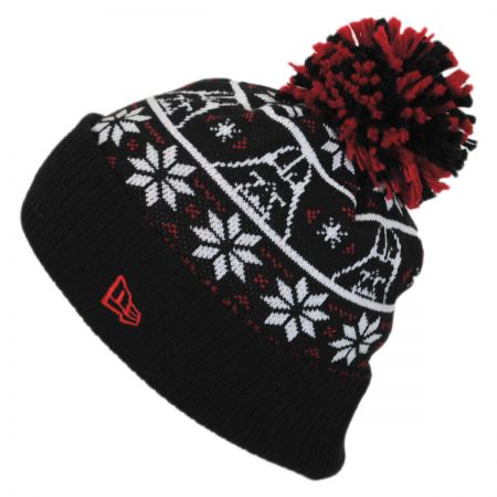 New Era Star Wars Darth Vader Sweater Knit Beanie Hat