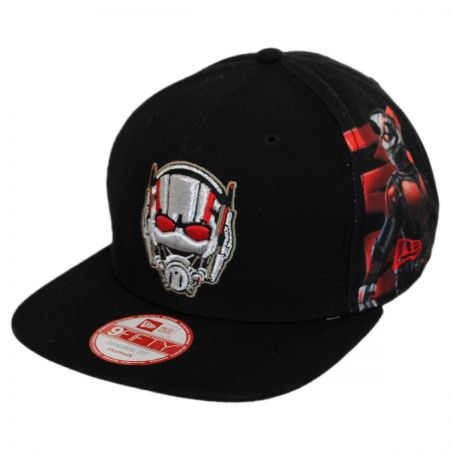 New Era Marvel Comics Ant Man Side Sub 9Fifty Snapback Baseball Cap