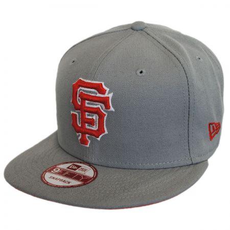 New Era San Francisco Giants MLB State Snapback Baseball Cap