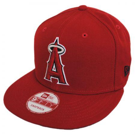 New Era Los Angeles Angels of Anaheim MLB State Snapback Baseball Cap