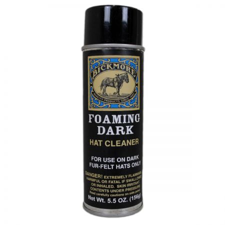 Bickmore Foaming Dark Hat Cleaner Spray