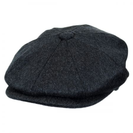 Jaxon Hats Pure Wool Newsboy Cap
