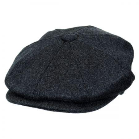 Jaxon Hats Pure Wool Newsboy Cap