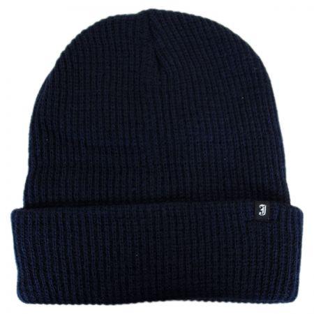 Jaxon Hats Classic Cuff Acrylic Beanie Hat