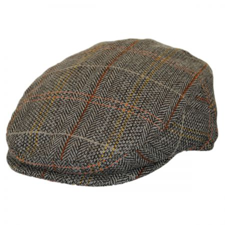 Jaxon Hats Kids' Tweed Wool Blend Ivy Cap