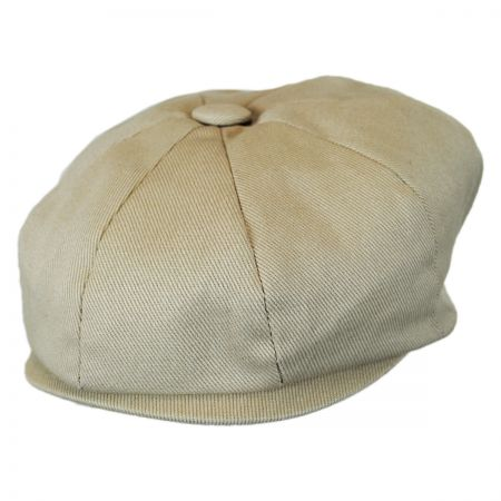 Baby Cotton Newsboy Cap alternate view 6