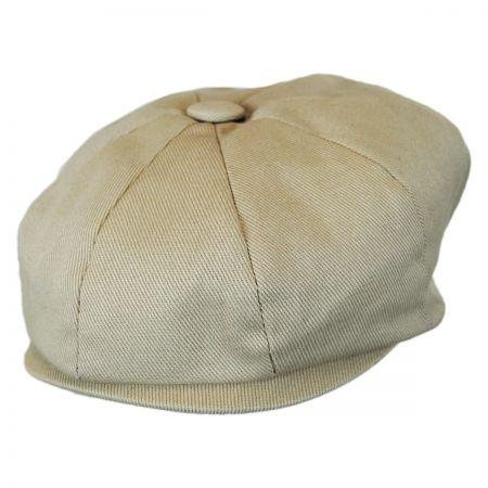 6 Panel Newsboy Cap at Village Hat Shop 808b6a79cde