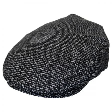 Brixton Hats Hooligan Star Tweed Wool Blend Ivy Cap