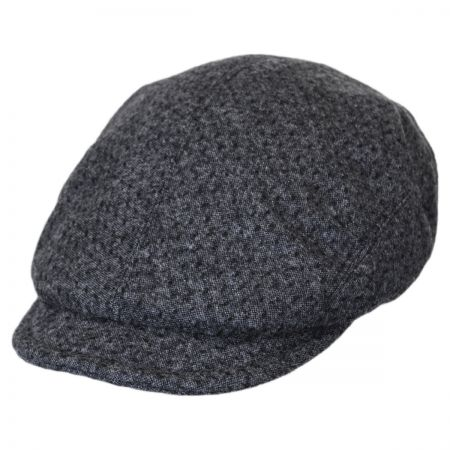 Stefeno Jacques Cashmere and Wool Ivy Cap
