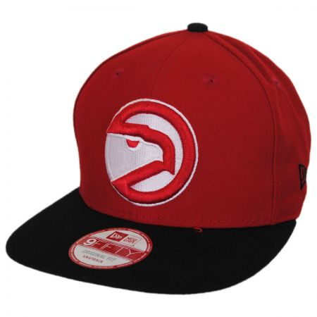 New Era Atlanta Hawks NBA Hardwood Classics 9Fifty Snapback Baseball Cap