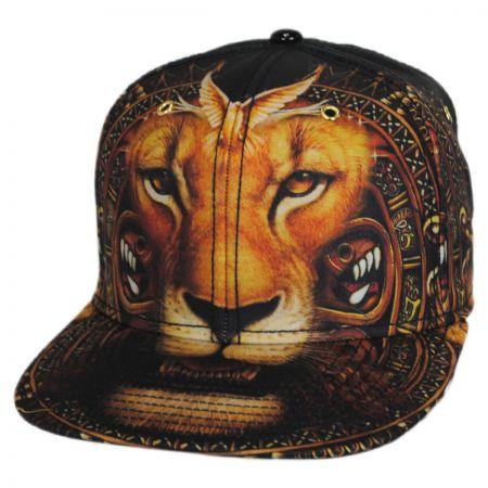 Carlos Santana Aztec Snapback Baseball Cap