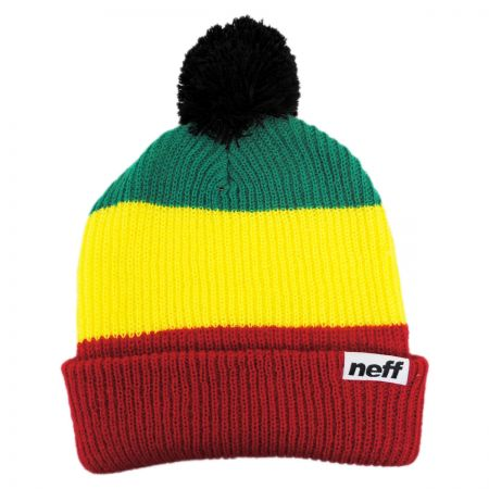 Snappy Beanie Hat