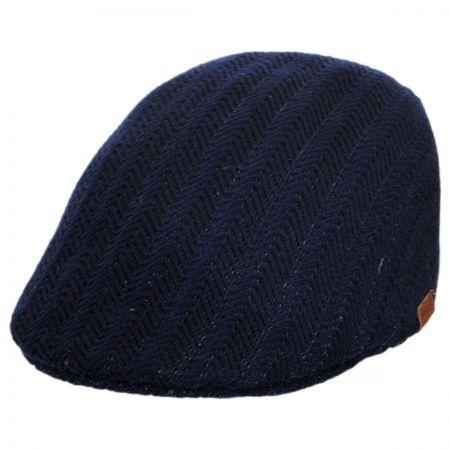 Kangol Herringbone Rib Wool Blend 507 Ivy Cap