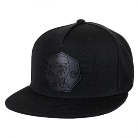 Neff Star Wars Death Trooper Snapback Baseball Cap