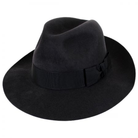 Christys' of London Classic Fur Felt Fedora Hat