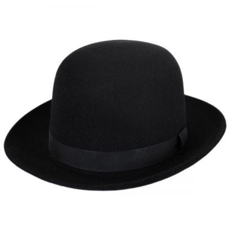 Foldaway Fur Felt Fedora Hat alternate view 1
