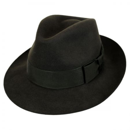 Christys' of London Bond Fur Felt Trilby Fedora Hat
