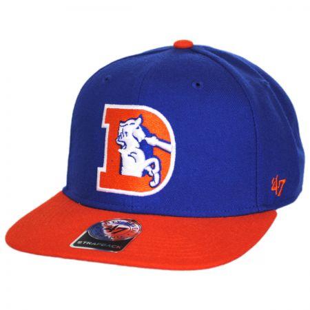 47 Brand Denver Broncos NFL Super Shot Strapback Baseball Cap