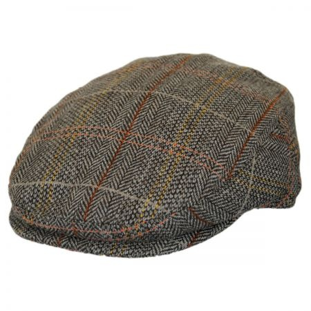 B2B Kids' Tweed Wool Blend Ivy Cap