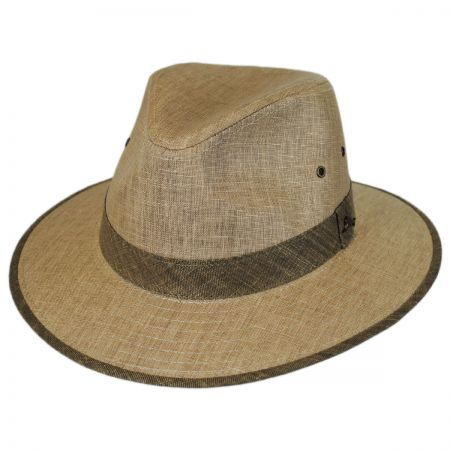 17962d8e0f1 All Weather Fedora at Village Hat Shop