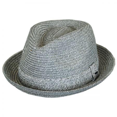 Billy Toyo Straw Braid Fedora Hat alternate view 23