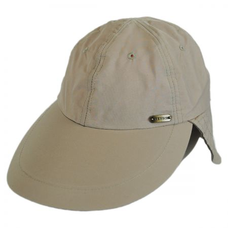 Stetson No Fly Zone Flap Baseball Cap