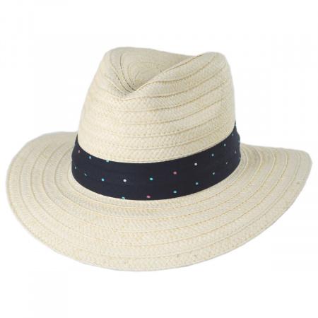 Columbia Sportswear Splendid Summer Toyo Straw Fedora Hat