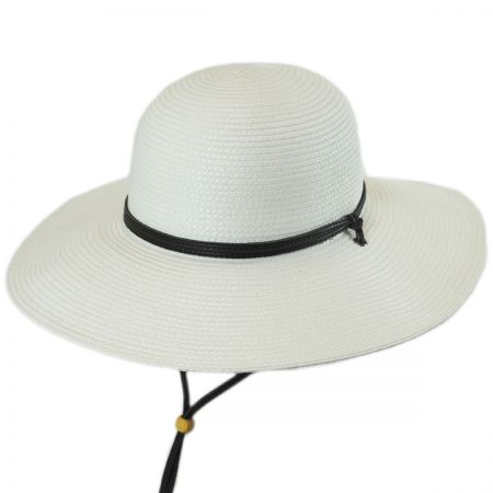 Columbia Sportswear Adventure Packable Toyo Straw Sun Hat