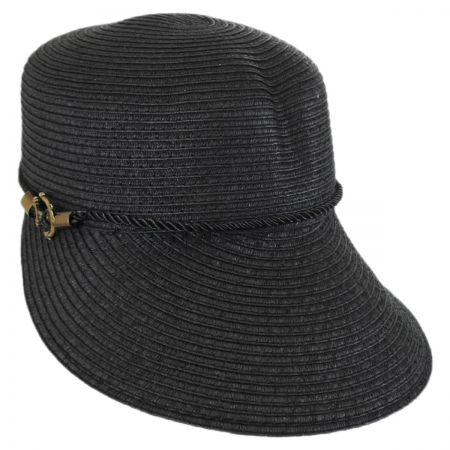 Callanan Hats Anchor Toyo Straw Facesaver Hat