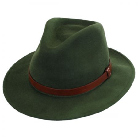 Messer Wool Felt Fedora Hat alternate view 18