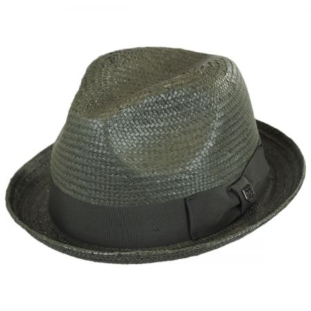 Brixton Hats - Castor Toyo Straw Fedora Hat