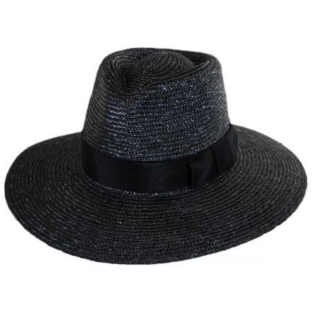 Joanna Straw Fedora Hat alternate view 1