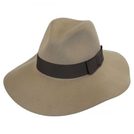 Piper Wool Felt Floppy Fedora Hat alternate view 40