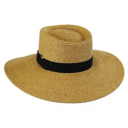 Toyo Straw Wide Brim Planter Hat alternate view 2