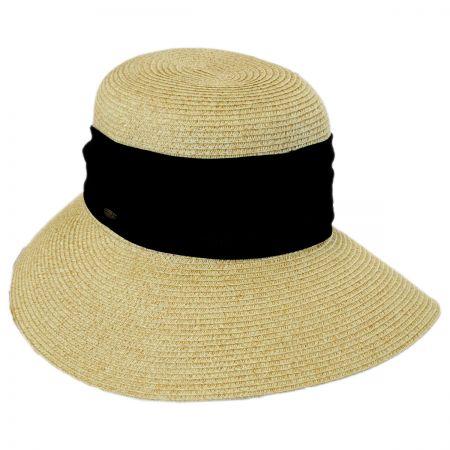 1728b78c1b7 3 Pleat Hat Band at Village Hat Shop