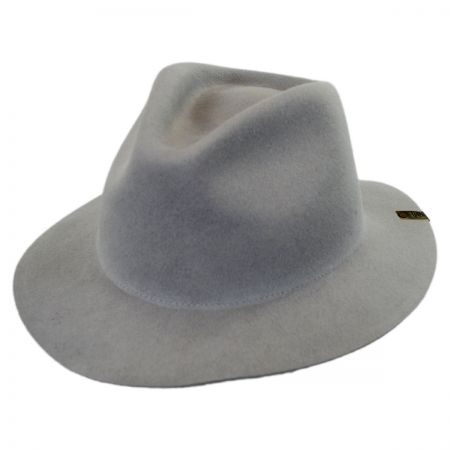Brixton Hats Mojave Wool Felt Fedora Hat