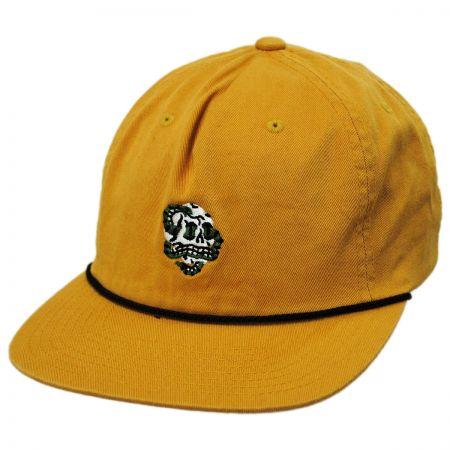 Brixton Hats Boa Snapback Baseball Cap