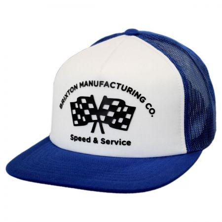 Trucker Cap at Village Hat Shop 0b21658ebb9